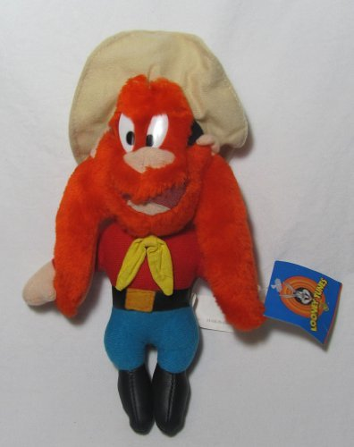 warner-brothers-yosemite-sam-9in-plush-doll-from-ace-toys-by-yosemite-sam