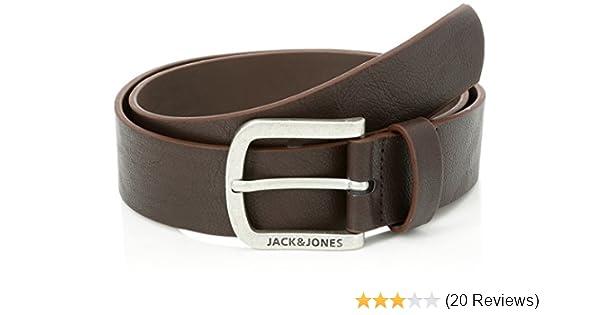 JACK   JONES Herren Gürtel Jacharry Belt Noos  Amazon.de  Bekleidung 34ffb7a322