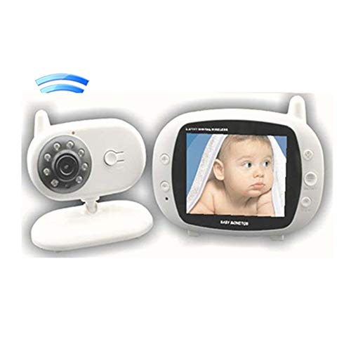 QUARK Baby Monitor mit Camera Video Baby Monitor Wireless 3.5