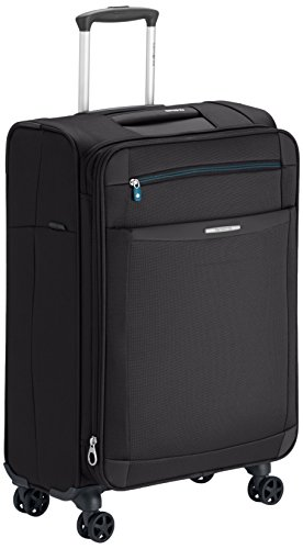 Samsonite Dynamo Spinner 67/24 Maleta, 67 cm, 66 L, Color Negro