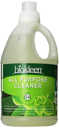 Biokleen All Purpose Cleaner Concentrated, 64 Ounce 6-Count