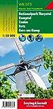 Freytag Berndt Wanderkarten, WK 073, Nationalpark Thayatal - Kamptal - Znaim - Retz - Gars am Kamp - Maßstab 1:50.000 - Freytag-Berndt und Artaria KG