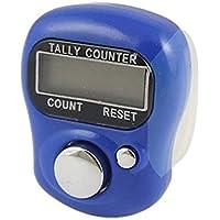 Ajustable Suave Banda Azul real Vivienda reajustable para dedo contador