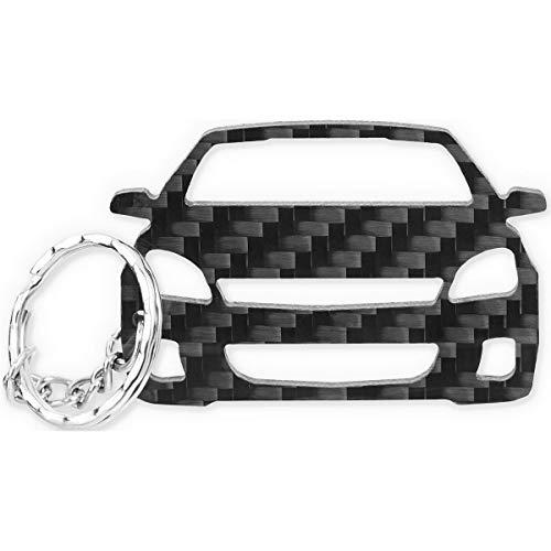 Opel Schlüssel-Anhänger   echtes Carbon   Geschenk-Idee   Tuning   Opel Astra H GTC OPC
