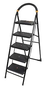Ciplaplast GEC-L5M 5 Step Milano Folding Ladder (Blue)