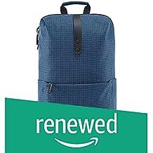 (Renewed) Mi Casual Laptop Backpack (Blue)