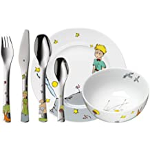 WMF 12.9405.9964 - toddler cutlery sets (White, Porcelain, Stainless steel)