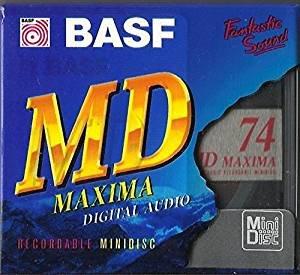 basf-by-emtec-md74-maxima-digital-audio-recordable-minidiscs-pack-of-5-4009993102612