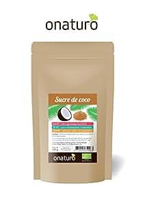 Sucre de coco BIO / sucre de fleur de cocotier / coconut sugar organic (200g)