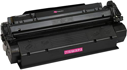 INK INSPIRATION® Premium Toner für HP Laserjet 1000 1005 1200 1220 1300 3080 3300 3310 3320 3330 3380 Canon LBP-1210 LBP-558 | kompatibel zu HP C7115X & Q2613X & Canon EP-25 | 3.500 Seiten (Hp Laserjet 3330)
