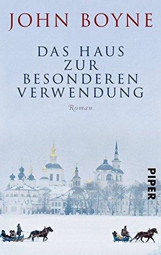 Buchseite und Rezensionen zu 'Das Haus zur besonderen Verwendung: Roman' von John Boyne