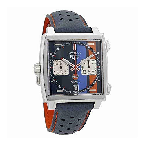 Tag Heuer Monaco Steve McQueen Special Edition orologio da uomo CAW211R.FC6401