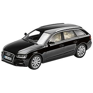 Audi 5011204223 Original A4 Avant My 12 01:43 Miniature, Phantom Black