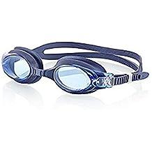 Centrostyle, Swimmi - Gafas de natación graduadas azules (M) para miopía e hipermetropía