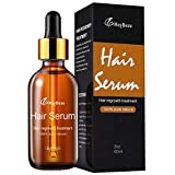 Haarwachstum Serum MayBeau Haar wachstum Serum mit Anti-Haarausfall und Haar-Behandlung Haarserum Natürliche Kräuteressenz für dünner werdendes Haar Verdickung und Haarausfall Haarwurzeln stärken