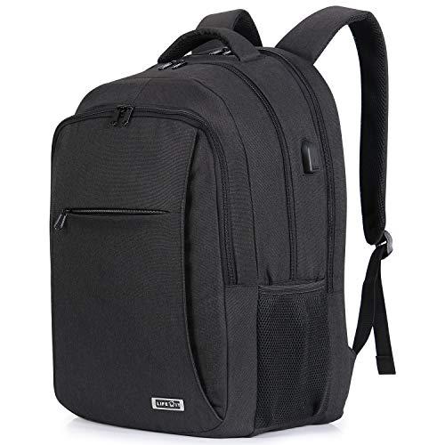 Lifewit Zaino Porta PC per Laptop da 17 Pollici per Uomo Slim Business Zaino con Porta USB di...