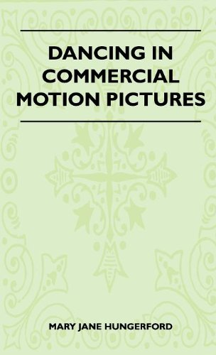 Dancing In Commercial Motion Pictures por Mary Jane Hungerford