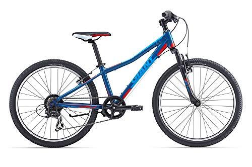 Giant - Bicicleta montaña niño 24 Pulgadas, Horquilla
