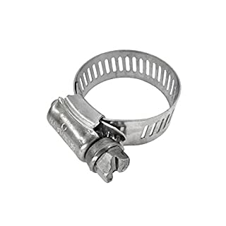 American Granby 6712 1.27 cm to 3.17 cm Hose Clamp - Box of 10