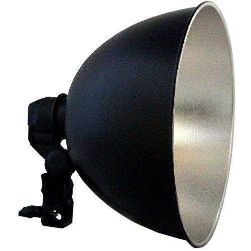 DYNASUN S27Set Studio Set Foto Video Licht mit Reflektor, Lampenfassung Lampenhalterung - Richardson 30