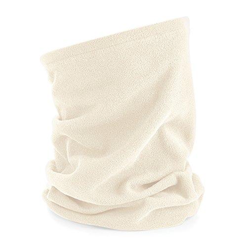 Beechfield - scalda-collo in micro-pile - donna (taglia unica) (bianco naturale)