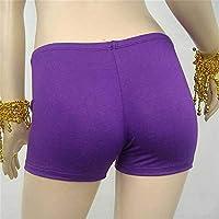 NIUHAIQING Rock Pantalones cortos de seguridad, medias, pantalones cortos, ropa interior sin costuras, para danza del vientre femenina, como en la figura