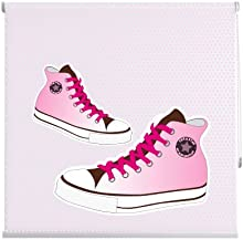 Comprar CORTINADECOR - Estor enrollable juvenil my generation con zapatillas rosas shoes pink