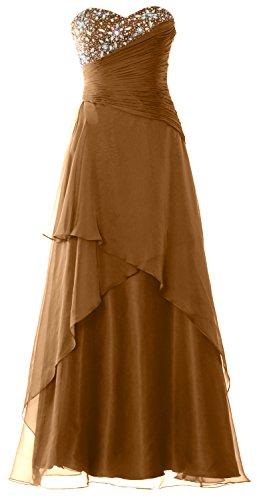 MACloth - Robe - Femme Marron