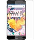 OnePlus 3::One Plus 3::One plus3::One Plus 3t::Oneplus 3t ShockProof Tempered Glass With Cleaning And Application Kit (Screen Guard||Screen Protector||Smudge Free||Ultra Clear||Bubble Free)
