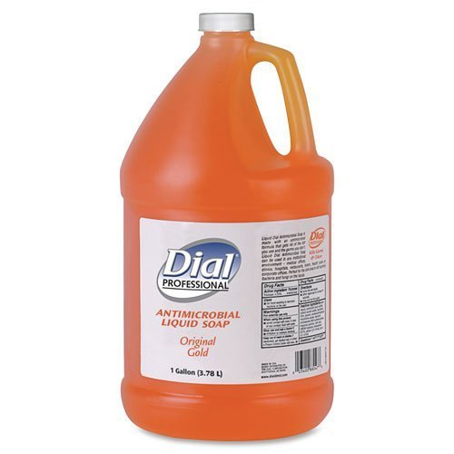 Soap-gallon (DPR88047 - Dial Liquid Dial Gallon Size Hand Soap by Dial Corporation)