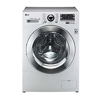 LG F14A8TDA Direct Drive 8kg 1400rpm Freestanding Washing Machine - White