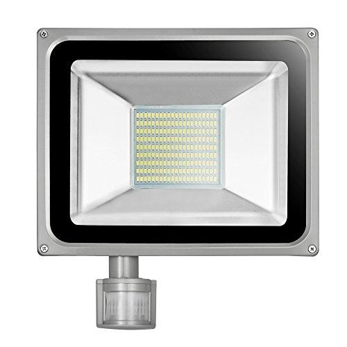 10W 20W 30W 50W 100W luz Foco LED Blanco frío foco exterior...