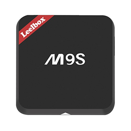 Leelbox M9S Android TV Box Smart TV Box de 2 GB RAM y 16 GB ROM Amlogic S812 Quad Core...