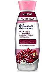 Johnson's Vita Rich Iluminador Granada Lotion Corporelle 400 ml