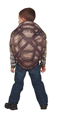 Imagen de tortugas ninja  disfraz tortugas ninja 2, con pecho, musculoso en caja, talla m rubie's spain 31895  alternativa