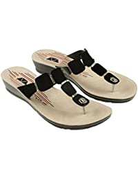 Zvise Women Casual,Ethnic And Party Wear Slippers