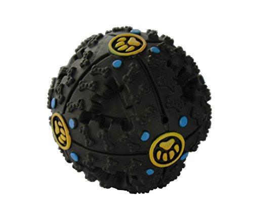 colybeauty. COR Pet Dog IQ Treat Ball Training Spielzeug mit Quack-Sound Spender Slim Katze Mahlzeit kleckereien Hund Ball Automatischer