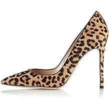 Suchergebnis auf für: Leoparden Pumps EDEFS