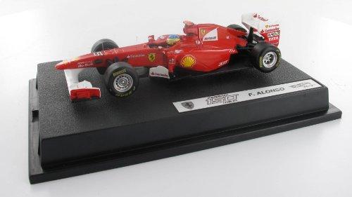 Ferrari F2011 150 Italia #5 Fernando Alonso 1/43 by Hotwheels W1075