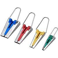 UEETEK Un conjunto de los fabricantes de cinta de bies de tela 4 tamaños vinculante herramientas coser acolchados 6mm 12mm 18mm 25mm