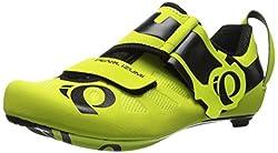 Pearl Izumi Mens Tri Fly Octane II SS Cycling Shoe Sulphur Springs 44 M EU / 10 C US