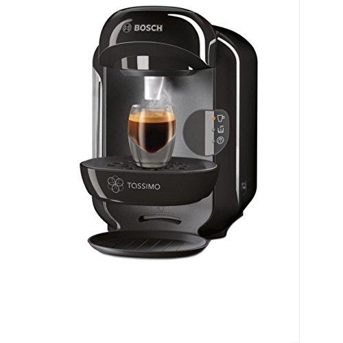 Bosch–Cafetera Tassimo Vivy–TAS12A2–Color negro