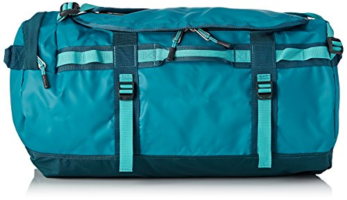 The North Face - Base Camp - Sac de Sport - Mixte Adulte - Bleu (Harbor Blue/Atlantic Blue) - Taille Small