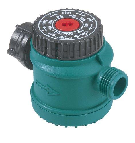 Gilmour 9200Mechanische Wasser Timer, Blaugrün (Auslaufmodell) - Gilmour Sprinkler-timer