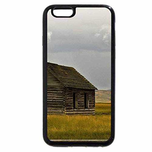 iPhone 6S / iPhone 6 Case (Black) MIDDLE OF NO WHERE