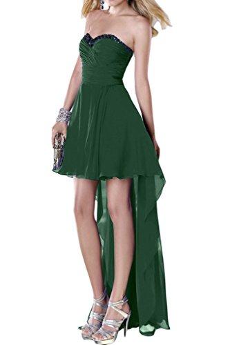 Ivydressing - Robe - Trapèze - Femme Vert foncé