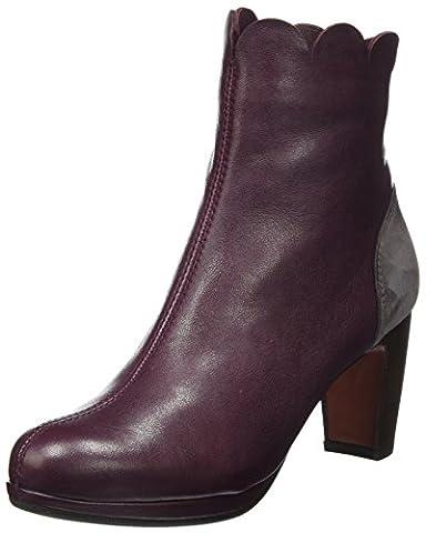 Chie Mihara Women's jingo31 Boots, Violett (Grape), 5 5 UK