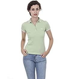 Fred Perry Fred Perry Womens Polo 31162138 2364 VERDE