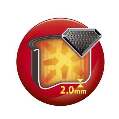 Moulinex-25-in-1-Smart-Kchenmaschine-MK708810-750-Watt-5-Liter-schwarz-Generalberholt
