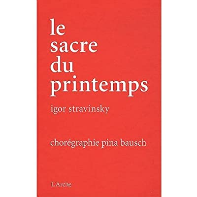 Le Sacre du printemps (coffret DVD)
